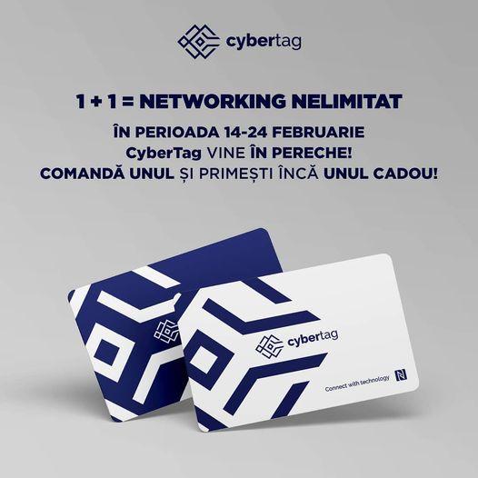 CyberTAG 1+1